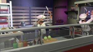 Набор «The Sims 4 В ресторане»: обзор и ответы разработчиков