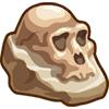 Коллекционирование в Симс 4: окаменелости