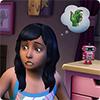Под вашей кроватью в The Sims 4 живет чудовище! Правда!