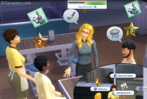 разрешение конфликтов в ресторане