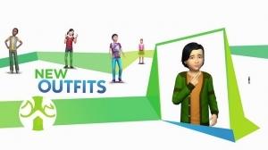 Детская одежда и прически в каталоге Sims 4 Kids room stuff