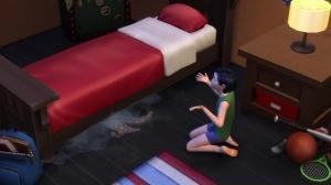 Монстр под кроватью... Дружелюбен?