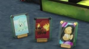 Имена монстров на скриншоте слева направо: Медузо, Йориер, Кампос
