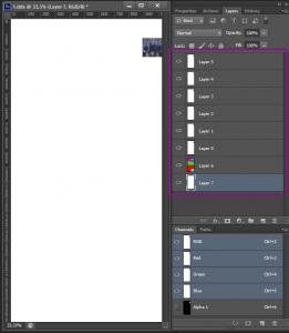 Загрузка текстур из Sims 4 в Photoshop