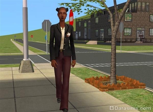 Обзор коммуны и секретного общества университета в The Sims 2 University 981e565213e