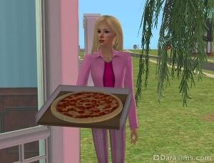 Бесплатная пицца для студентов-членов коммуны