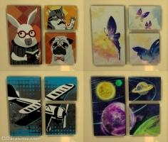 Детские картины на стену в Симс 4