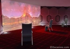 Настенная голографическая панель из будущего