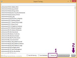 Файлы настроек в Sims 4 Studio