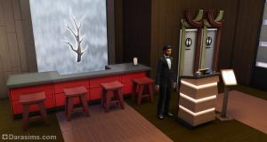 Собственный ресторан в Симс 4