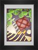 Салат с жареной грудинкой и квашеным клевером
