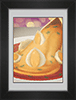 Блюдо из макарон «Вулкан»