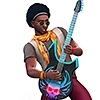 """Хотите устроить рок с гитарой """"Смертельно мерзкая"""" в Симс 4?"""