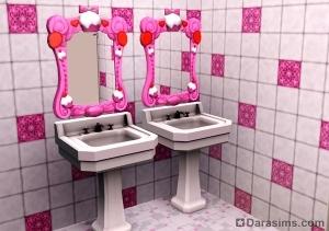 Общественный туалет в симс 3
