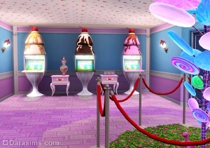Sims 3 Общественный участок