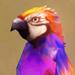 Закатный ара