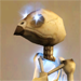 Попугай-скелет