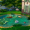 Как создать пруд на участке в The Sims 4