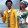 The Sims 4 Жизнь в городе: твиттеры разработчиков
