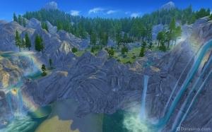 Убежище отшельника в The Sims 4 В поход