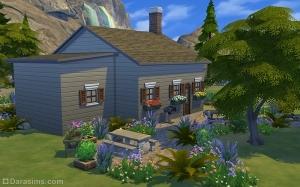 Локация отшельника в Sims 4 Outdoor Retreat
