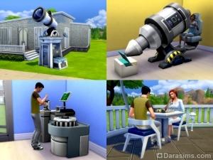 Sims 4 навык логики