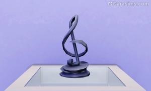 музыкальная награда музыканта в симс 4