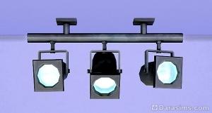 студийный осветительный набор - награда в симс 4