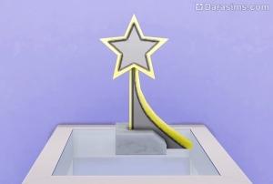 """награда """"талант"""" для комиков в карьере исполнителя в The Sims 4"""