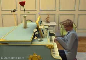 музыкант в sims 4