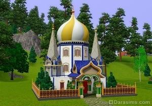 Набор Мать-Россия в The Sims 3 Store