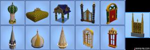 Новые объекты в режиме строительства