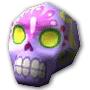 Сахарный череп Надя