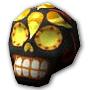 Сахарный череп Жиль