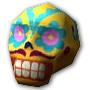 Сахарный череп Майкл