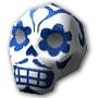 Сахарный череп Говард