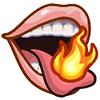 Ачивка в Симс 4, Обжигающий привкус
