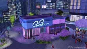 караоке-бар в симс 4 жизнь в городе