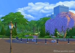 Городок Magnolia Promenade