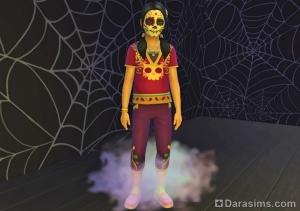 Почтить мертвых в The Sims 4 могут как взрослые, так и дети