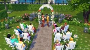 свадьба в Сан Мишуно