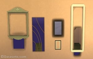 Уменьшение и увеличение зеркал