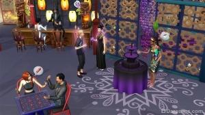 фестиваль юмора и розыгрышей в the sims 4 жизнь в городе