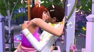 свадьба в симс 4 жизнь в городе