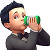 Как взять малыша в ресторан в The Sims 4