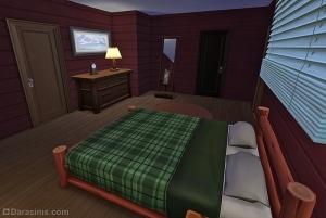 Спальня в жилище