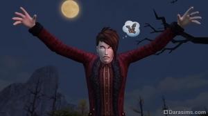 вампир в the sims 4 вампиры