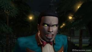 вампир в симс 4
