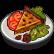 Пирог с картошкой и трюфелями
