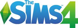 Логотип игры The Sims 4